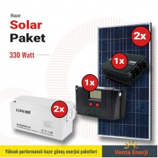 Hazır Solar Paket 330w B