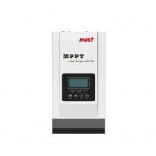 Solar Şarj Kontrol Cihazı 60A 12/24/48V MPPT - Must Power PC18-6015F